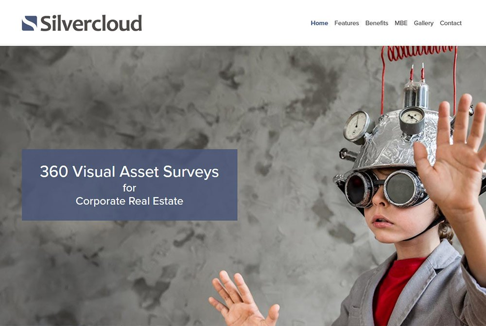 Silvercloud Bank asset services irvine ca wordpress web design
